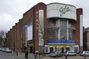 Gala Bingo Hall in Acton, London